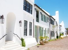 Look, @Kim Hubbell! It's our house in Alys Beach! Memories.....