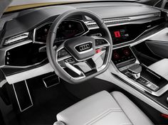 Audi y Volvo se unen a Android #Android #Audi #Volvo
