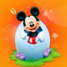 Mickey Mouse Fan Art on Fanpop Mickey Mouse Images, Minnie Mouse, Disney Food, Disney Recipes, Disney Stuff, Disney Birthday, Easter Celebration, Easter Recipes, Holiday Recipes