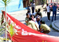 #Represión en #Cuba: Fuerzas del régimen detienen a unas 30 Damas de Blanco en #LaHabana y #Matanzas  #TodosMarchamos