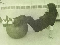 To be the quickest team to accomplish a crab walk with the stability ballTo be the quickest team to accomplish a crab walk with the stability ball. Stability Ball, Balls, Walking, Exercise Ball, Walks, Hiking