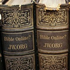 Read the Bible or download for free at jw.org