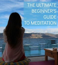 We all have to start somewhere and this ultimate beginner's guide to start meditation will help you do it yourself or use an app to help you create this healthy habit #fitfluential