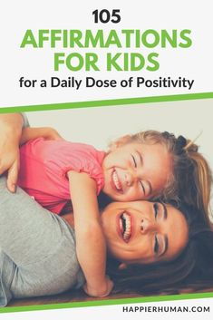 Positive affirmations for kids can lift moods during even the darkest moments. They should learn that they need to be positive about themselves. Self Esteem Affirmations, Positive Affirmations For Kids, Positive Mantras, Affirmations For Women, Daily Affirmations, Gentle Parenting, Parenting Hacks, You Are Beautiful Quotes, Love Your Family