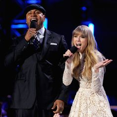 LL Cool J, Taylor Swift