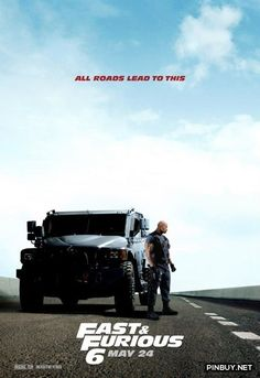 Fast And Furious 6 #Movies