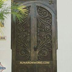 Auna Ironworks Free estimates all south California. AUNA IRON WORK  2545 Progress St. Suite A Vista, CA 92081 aunaironwork@gmail.com Shop Phone: 760-744-3740  Estimator: 619 -577 -68 95 Se habla Espanol