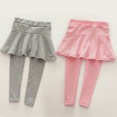 Awesome 2017 Toddler Chilfren Soft Cozy Pantskirt Girl Wool Culotte Kids Child Legging Trousers - $10.32 - Buy it Now!