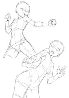 Body references Anime poses reference Anime character design Art poses