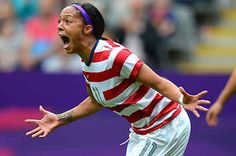 Sydney Leroux Recalling Her Very First Olympic Goal Will Give You Chills