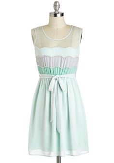 ModCloth : Grace of Cakes Dress -$52.99