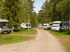 Caravan area in 2011.