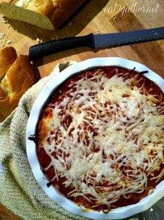 Spaghetti Pie is quick, easy, and pleases everyone in my family.  I mean everyone.  It's hard for me to believe that I've never shared this recipe here before. Spaghetti Pie is one of my go-to quic...