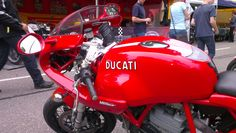 GLEMSECK 101 (2013), Germany Motorcycle Events, Ducati, Helmets, Retro Fashion, Bike, Vehicles, Pictures, Hard Hats, Bicycle