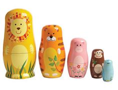 $28.95  Nesting animals are too cute. @Harry Smith, for the baby's room, perhaps?