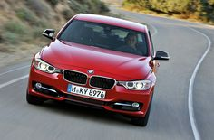 Welcome BMW F30  'The Ultimate Driving Machine'