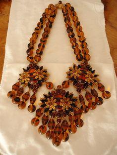 hagler jewelry   Stanley Hagler Jewelry / Stanley Hagler Parure Necklace