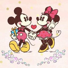 Minnie y Mickey Mouse Mickey Mouse Vintage, Mickey E Minnie Mouse, Mickey And Minnie Love, Mickey Mouse Cartoon, Mickey Mouse And Friends, Wallpaper Do Mickey Mouse, Wallpaper Iphone Disney, Retro Disney, Cute Disney