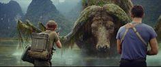 Bill Reviews 'Kong: Skull Island' – A Bewilderingly Fun Adventure (Like 'Snakes On A Plane' Level Fun)