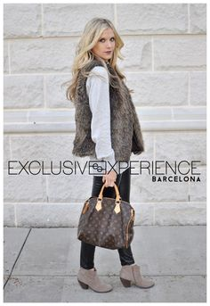 LOUIS VUITTON BAG #louisvuitton #bag #classic #womanstyle #shebyexclusive #lookdelasemana #lookoftheweek #modamujer #womanstyle #fashionwoman #tendencias #winter2015 #invierno2015 #winterstyle #modainvierno #tendenciasdetemporada #exclusivexperience #barcelona #fashionstyle #bloggers #fashionconsulting #exclusivexperiencebarcelona #exclusive #experience #asesoriadeimagen #valentinomogrezutt #johnnhojstylist #personalshoppers @mogrezutt @johnnhosjtylist @exclusivebcn TWITTER: @ExclusiveExBCN