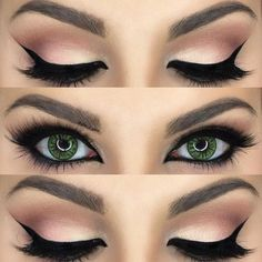 10 Eye Makeup Ideas That You Will Love ❤ liked on Polyvore featuring beauty products and makeup