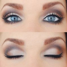 My make up for the wedding [part 1]