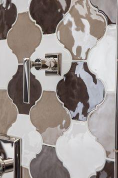 Arabesque Moroccan Lantern Tile - Imported from Italy - Anaheim, CA Lantern Tile, Floor Lanterns, Mosaic Wall, Wall Tile, Vintage Lanterns, Moroccan Lanterns, Wall And Floor Tiles, Stone Tiles, Arabesque