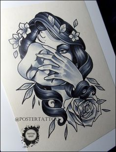 "Tattoo scetch by Evgeny . ""Tattoo Spot"" studio. Saint Petersburg"