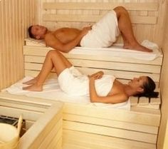 sauna for weight loss