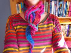 Lollipop Scarf « The Yarn Box The Yarn Box