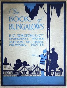 The Book of Bungalows From the Association for Preservation Technology (APT) - Building Technology Heritage Library an online archive of period architectural trade catalogs. Select your era and flip through the pages. Architecture Blueprints, Vintage Architecture, Vintage House Plans, Vintage Houses, Home Air Purifier, Online Archive, Bungalow Homes, Art And Craft Design, Craftsman Bungalows
