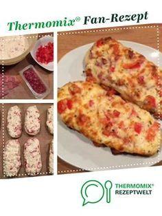 Aufstrich zum Überbacken von Baguette oder Brötchen von Susan Ne. Ein Thermomix ® Rezept aus der Kategorie Backen herzhaft auf www.rezeptwelt.de, der Thermomix ® Community.