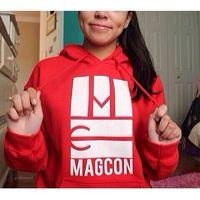 Red Magcon Sweatshirt❤