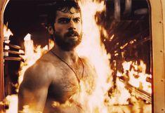 man of steel # henry cavill # superman # gif