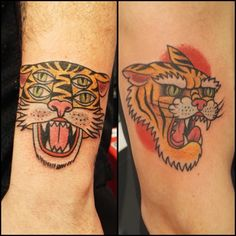 PMP Tattoo Parlour by Alice mix#tattoo#tattoos#tattooink#ink #love #instagood #lovetattoo #special #amezing #marmaide #yes#instacool #facebook #blackandwhite #tiger #socool #tattooblack #tigre #traditionaltattoo #instagood #instacool #color #picoftheday #photooftheday @one_tooth_three @pmp_tattoo_parlour