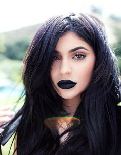 Coming soon, another black lip color from Kylie Jenner: Learn why this is going to be your new favorite lip color.