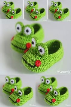 Crochet Booties Pattern, Baby Booties Free Pattern, Baby Boy Knitting Patterns, Knit Baby Booties, Baby Hats Knitting, Crochet Baby Shoes, Crochet Baby Clothes, Crochet Slippers, Crochet Toys Patterns
