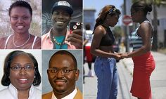 A state senator, a reverend, a grandmother and a recent university graduate named among