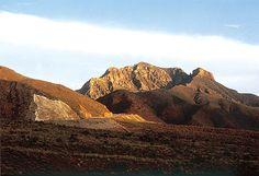 Franklin Mountains, El Paso, Texas