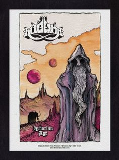 Hyborian Age Print