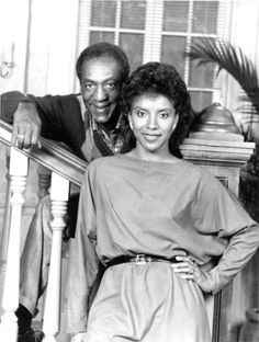 The Cosby Show : Cliff & Clair, my other favorite TV couple