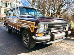 Old Jeep, Jeep 4x4, Jeep Wagoneer, Us Cars, Jeeps, Woody, Transportation, Vans, Trucks
