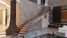 Стеклянное ограждение Decor, Glass Balustrade, Stairs, Glass, Home, Home Decor