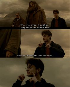 This is honestly one of my favourite bits from the entire series!