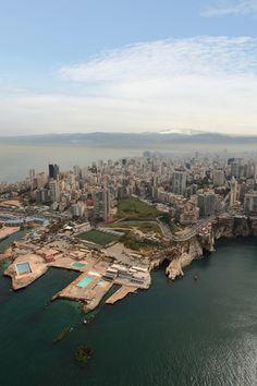 Beirut, Líbano  Elie Gemayel