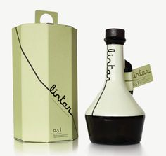 "Packaging: Aceite de oliva ""Lintar"""