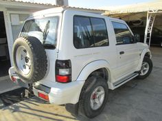 Pajero Intercooler Turbo