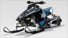 2013 Polaris 600 RUSH PRO-R Snowmobile : Photos
