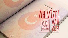 Türkiye Cumhuriyeti Pasaportları | Git