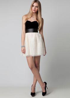 Más de 40 vestidos simples para usar en navidad